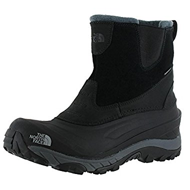 The North Face Chilkat II Pull-On Boot Men's TNF Black/TNF Black 10 (3 Color Options)