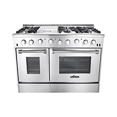 Thor Kitchen HRG4808U 48 Gas Freestanding Range