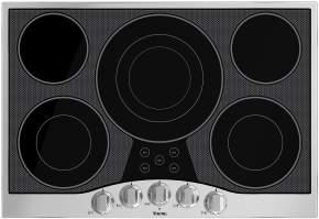 Viking RVEC3305BSB 30 Electric Cooktop