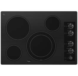 Whirlpool G7CE3034XB 30 Electric Cooktop