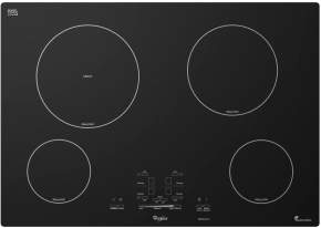 Whirlpool GCI3061XB 30 Electric Cooktop