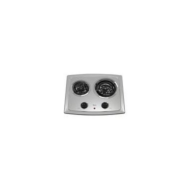 Whirlpool RCS2012RS 21 Stainless Steel Electric Coil Cooktop