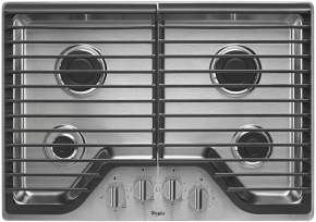 Whirlpool WCG51US0DS Gas Cooktop