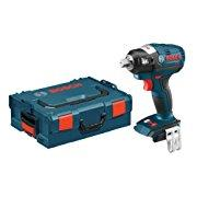 Bosch IWBH182BL Bare-Tool 18-volt Brushless 1/2 Pin Detent Impact Wrench with L-Boxx-2 and Exact-Fit Tool Insert Tray