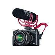 Canon EOS M3 Kit with EF-M 18-55mm IS STM Lens Digital SLR Camera Black