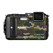 Nikon COOLPIX AW130 Digital Cameras Camouflage