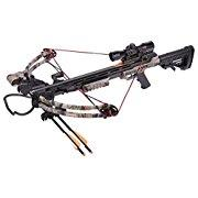 CenterPoint Sniper 370 Camo Crossbow Package