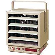 Dimplex EUH05B31T 5/3.8-Kilowatt 240/208-Volt 1-Phase Industrial Unit Heater