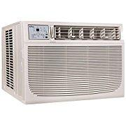 GARRISON 2477804 R-410A Through-The-Window Heat/Cool Air Conditioner with Rem.
