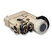 Steiner eOptics DBAL-D2 Dual Beam Aiming Laser with IR LED Illuminator