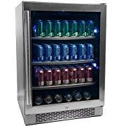 Avallon ABR241GRH 24 Inch Wide Beverage Center with Right Swing Door (ABR241SGRH)