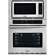 Frigidaire FGMC3065PF Gallery 30 Stainless Steel Electric Combination Wall Oven Convection