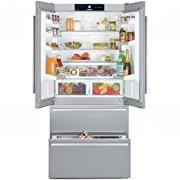 Liebherr CS2062 19.6 Cu. Ft. Stainless Steel Counter Depth French Door Refrigerator Energy Star