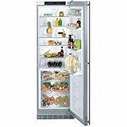 Liebherr RB1410 11.9 Cu. Ft. Stainless Steel Counter Depth Built-In All Refrigerator Refrigerator Energy Star
