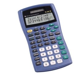 Texas Instruments TI34II Calculator