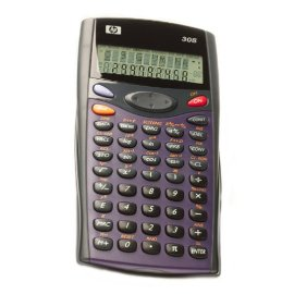 HP HP30S Scientific Calculator with Multi-Colored Faceplates