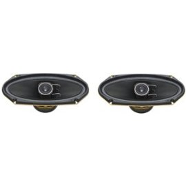 PIONEER  TS-A4103 2-Way 4 x 10 Rear Deck Mount Speaker for Car Stereo