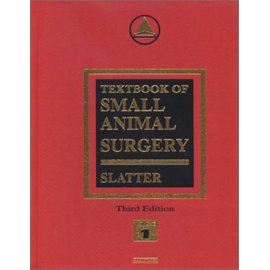 Textbook of Small Animal Surgery, Two Volume Set