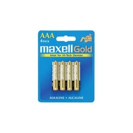 MAXELL  723846 AAA Battery