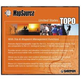 Garmin MapSource United States Topo CD-ROM - 10215-02