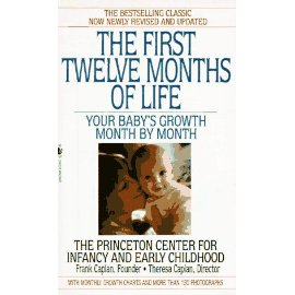 The First Twelve Months of Life : Your Baby's Growth Month by Month