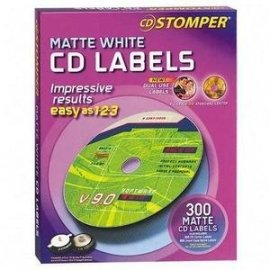 Avery Label CD STOMPER MEGA PACK CD/DVD