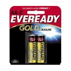 ENERGIZER AA2 EVEREADY AA Alkaline Battery