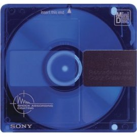 SONY MDW80D Recordable Mini Disc