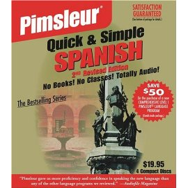 Spanish (L.A.) : 2nd Rev. Ed. (Quick & Simple)